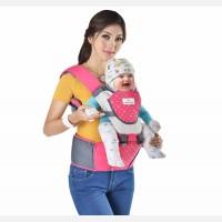 Gendongan Bayi Hipseat Moms Baby Lullaby Series MBG2011 - Pink