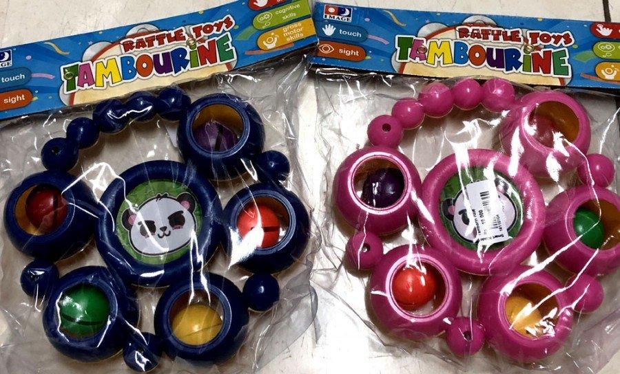 Mainan Tamborin 18110104