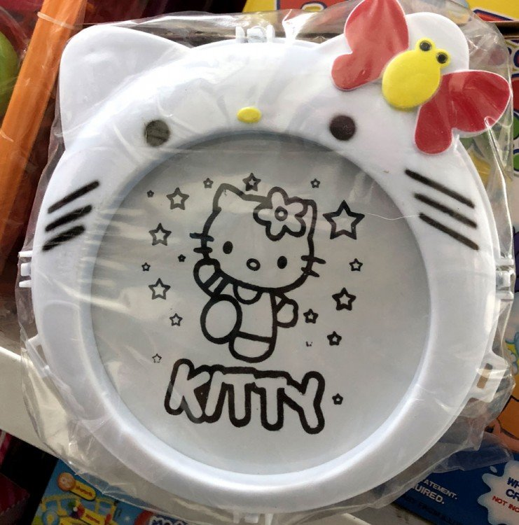 Mainan Drum Hello Kitty 18110110