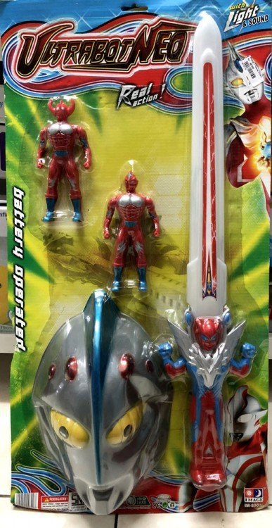 Mainan Pedang + Topeng Ultrabot 18110118