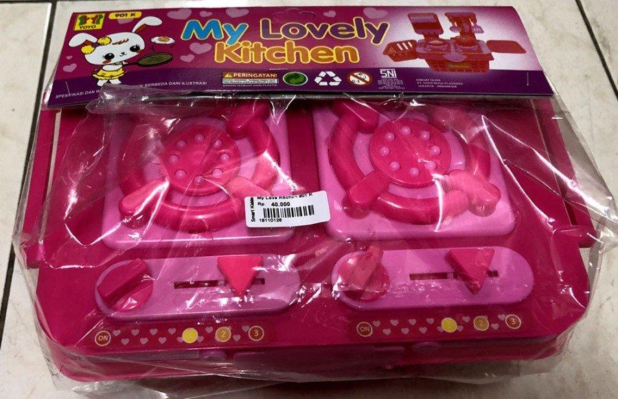 Mainan My Lovely Kitchen 18110126