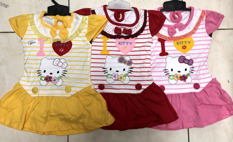 Terusan Hello Kitty 18120012