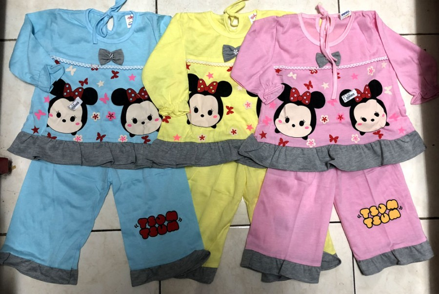 Baju Tidur Baby Tsum-Tsum 18120022