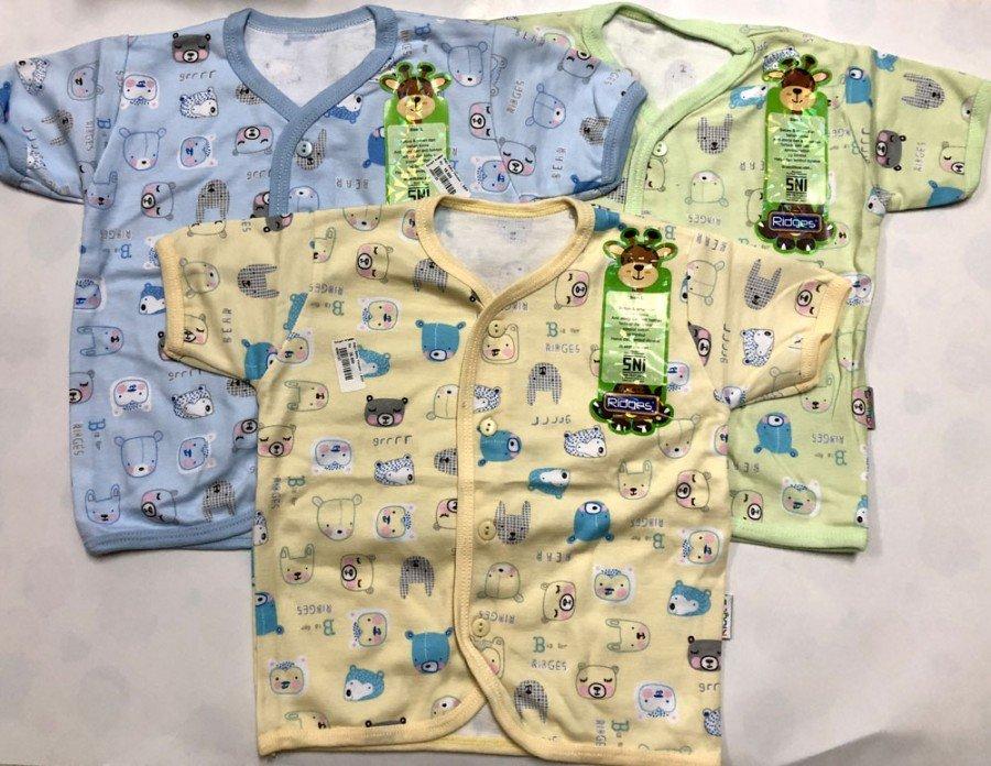 Baju Baby Pendek Ridges L Bear 18050133