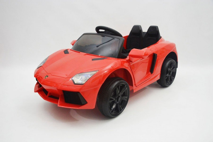 Mobil Aki Lamborghini ME-1188 - Merah