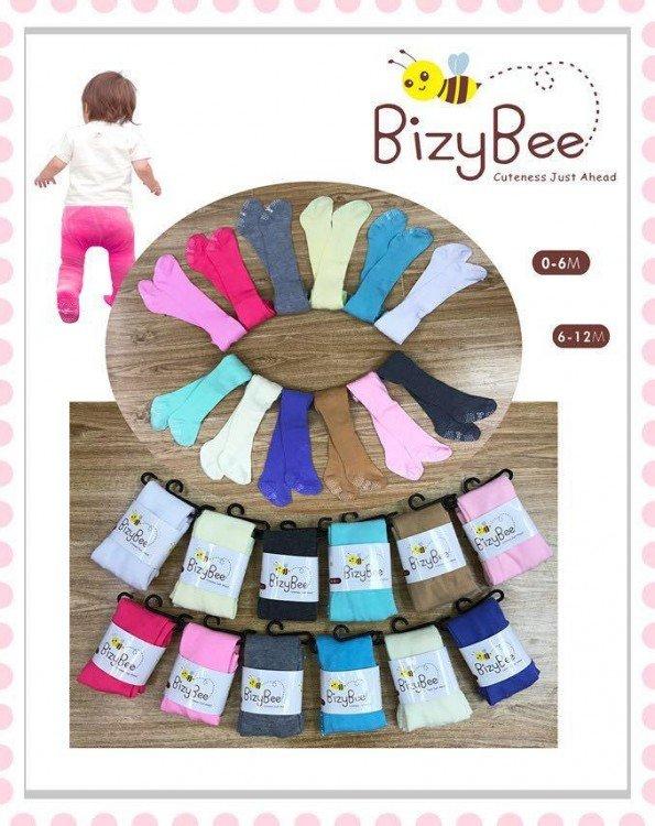 Legging Polos Bizy Bee 0-6 bulan