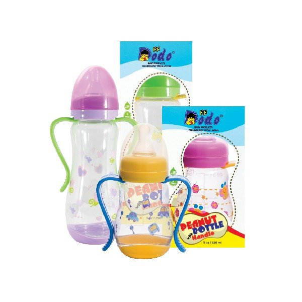 Botol Susu Dodo Peanut With Handle 5Oz