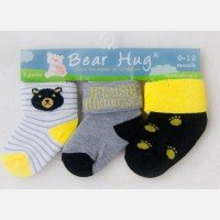Kaos Kaki 3 In 1 Bear Hug 18120106