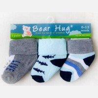 Kaos Kaki 3 In 1 Bear Hug 18120105