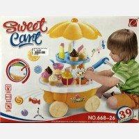 Mainan Sweet Cart 18120108
