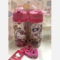 Botol Minum Sedotan Hello Kitty 18120155