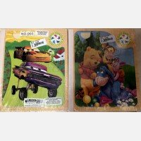 Mainan Puzzle Book 18120116