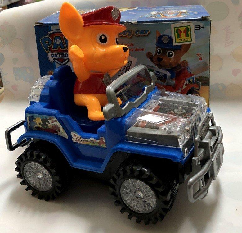 Mainan Mobil Paw Patrol 18120121