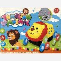 Mainan Mobil Tumbling Animals 18120123