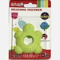Silicone Teether Reliable - Kura-kura