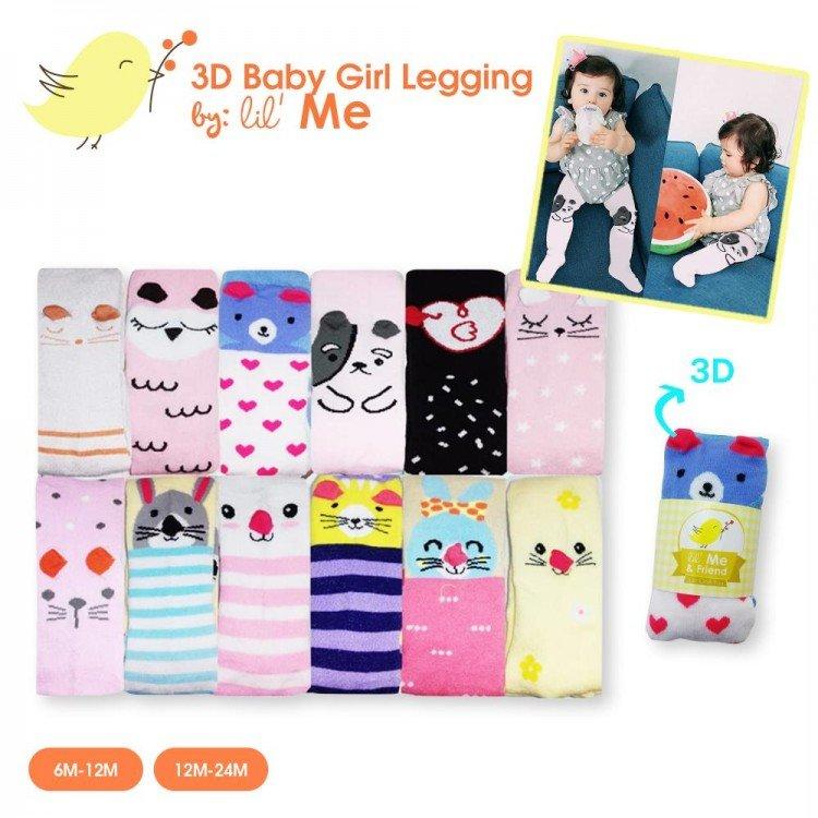 Legging Little Girl 6-12 months