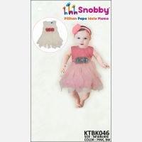 Terusan Gaun Snobby Newborn Fanika 19010021