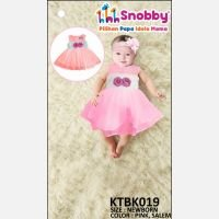 Terusan Gaun Snobby Newborn Ellen 19010022