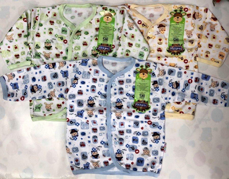 Baju Baby Panjang Ridges L Sailor 19010005