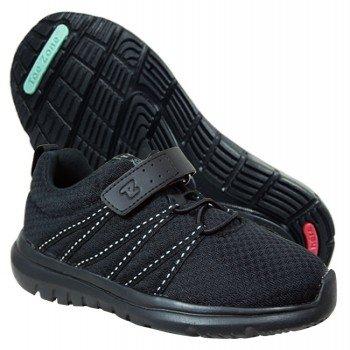 Sepatu Anak ToeZone Topher Yt Black Black 19010041