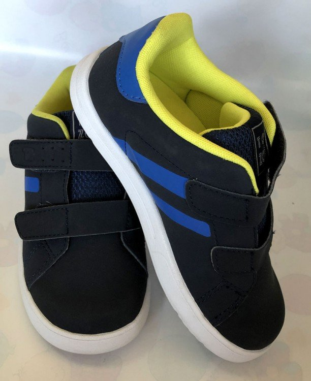 Sepatu Anak ToeZone Flagstaff Ch Navy / Blue 19010025
