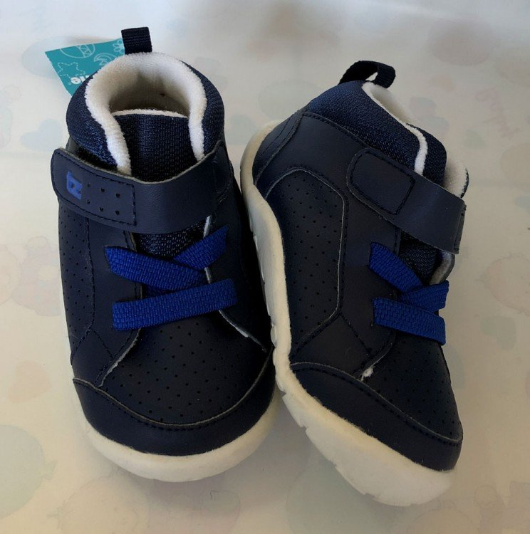 Sepatu Anak ToeZone Orville Fs Navy / Royal 19010029