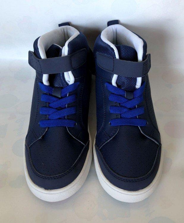 Sepatu Anak ToeZone Orville Yt Navy / Royal 19010032