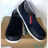 Sepatu Anak ToeZone Tampa Flex Navy Gray 19010034