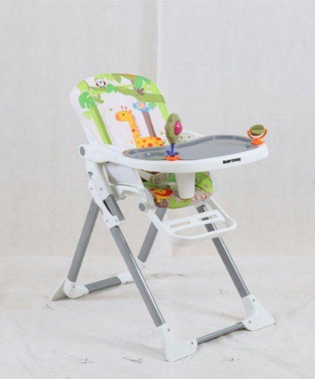 Baby High Chair Baby Does Hijau 19010049