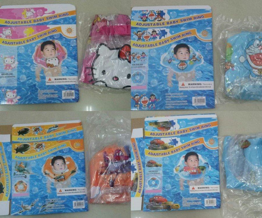 Neck Ring Karakter Doraemon
