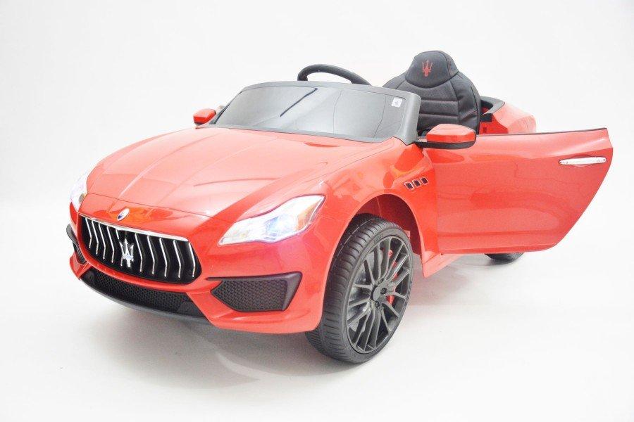 Mobil Aki Maserrati Mode Merah TR-7188