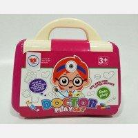 Mainan Doctor Set 19020046 - Pink