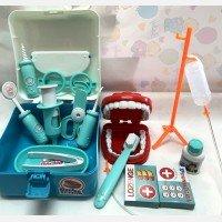 Mainan Doctor Set 19020049- Blue