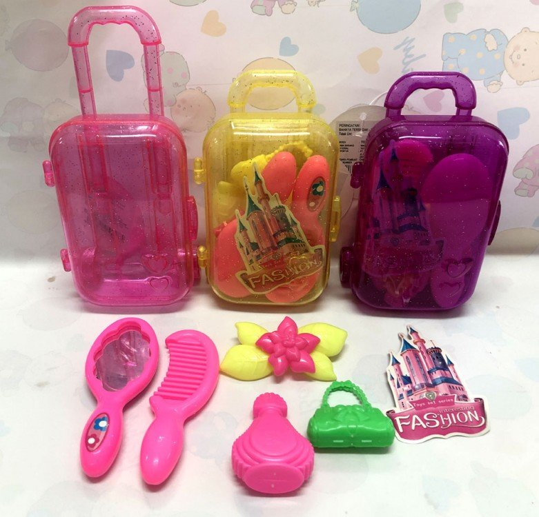Mainan Koper Part Toys Fashion 19020050