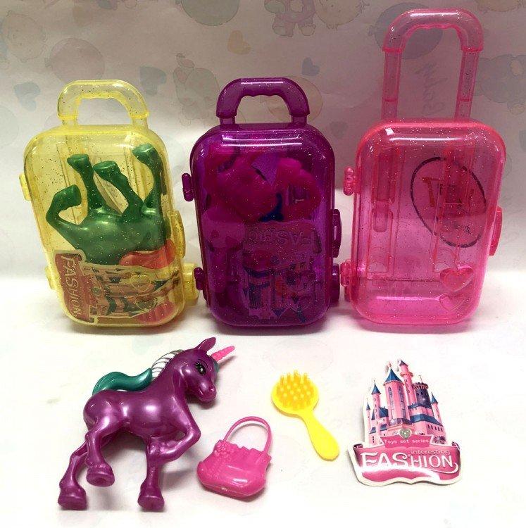 Mainan Koper Part Toys Fashion 19020051