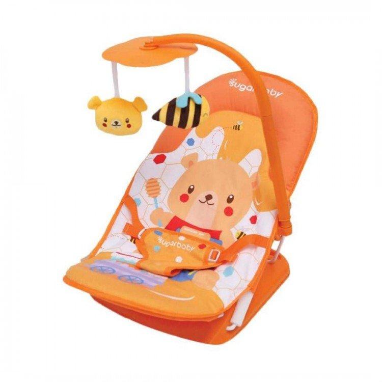 Baby Infant Seat Sugar Baby Honey & Bear