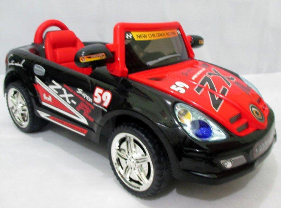 Mobil Aki Hugo MVP7422 Hitam
