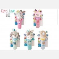 Rattle Stick Catell Love 19030011