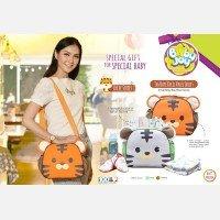 Tas Bayi Kecil Baby Joy Rylee Series BJT1029 - Orange