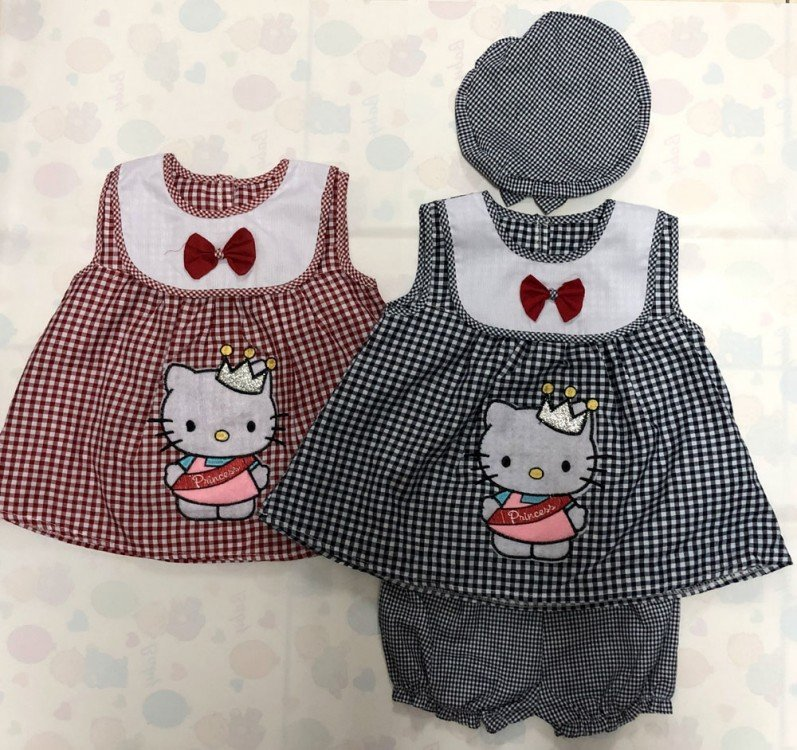 Setelan Baby Hello Kitty 19030053