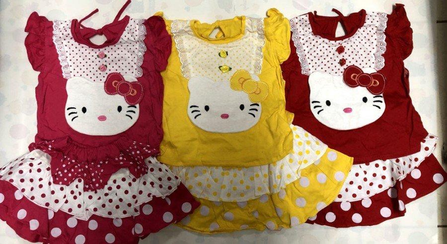 Setelan Cewek Hello Kitty 19030070