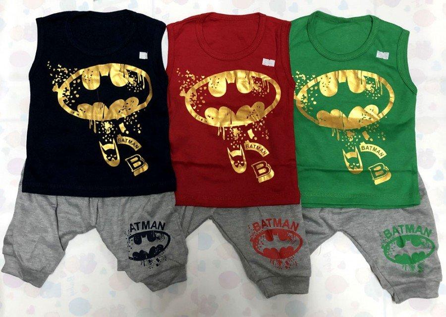 Setelan Cowok Batman 19030078