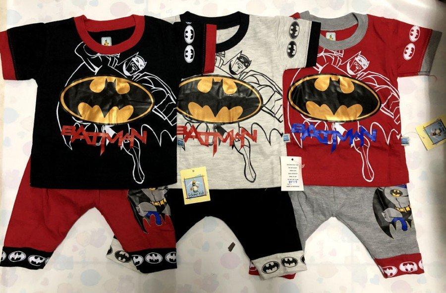 Setelan Cowok Batman 19030091
