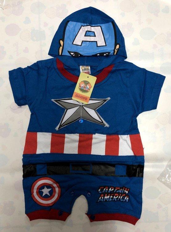 Jumpsuit / Jumper Captain America 19030092