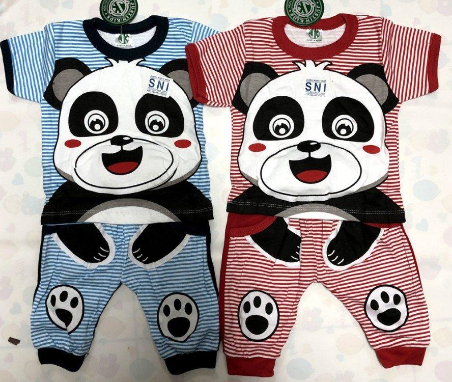 Setelan Cowok Panda 19030093