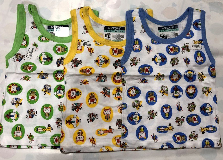 Singlet Anak Ridges Animals 256 S 19030037