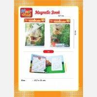 Mainan Magnetic Book 19030131