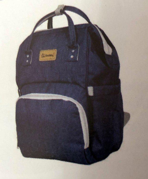 Tas Bayi Ransel Snobby Diaper Bag Iris Navy 18100125