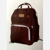 Tas Bayi Ransel Snobby Diaper Bag Clover Maroon 18100126