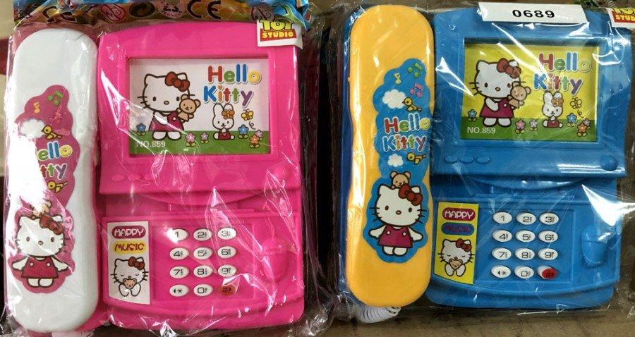 Mainan Telepon Hello Kitty 19030164